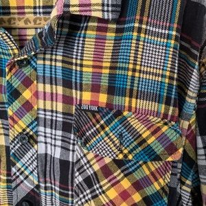 Men's Zoo York Flannel Size XL